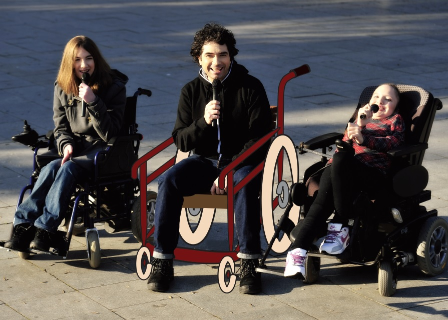 Viktorija, Marta i Pece