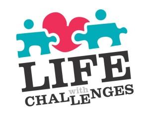 Живот со предизвици - Лого Анг